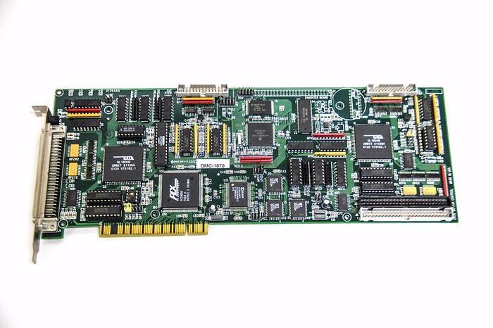Used Galil Motion Control DMC-1870 Rev. C DMC-18x0 7-axis PCI Optima (5243)