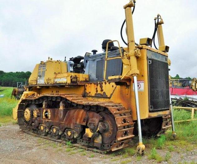 Used 2008 KOMATSU D375A-5E0