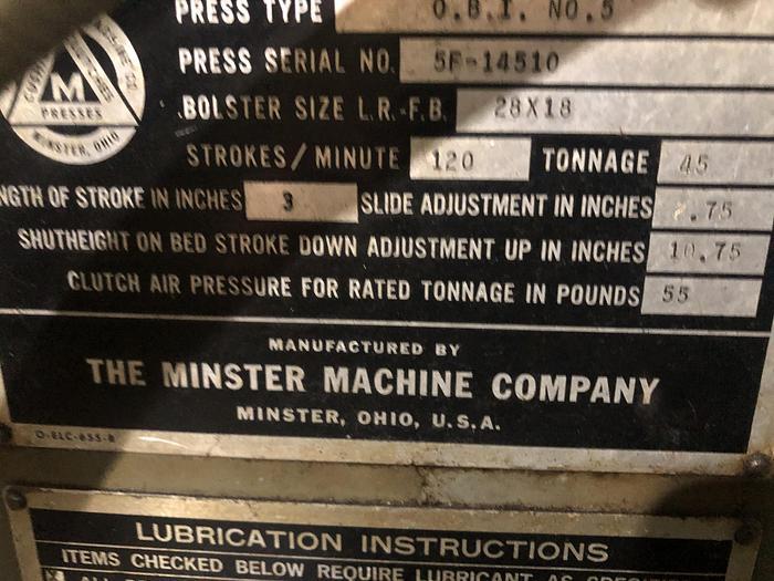 Used Minster #5