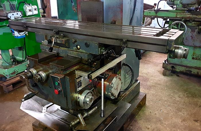 ELLIOTT STURDIMILL 1500 VERTICAL MILLING MACHINE