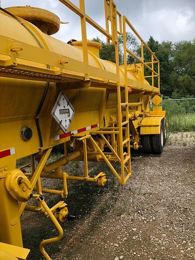 2008 Worley 4,100 Gallon Tandem Axle Gel Transport Trailer