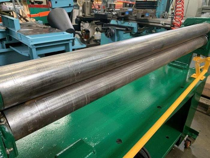 "4' x 16ga, PEXTO, Model 3418-G, 3"" Roll Diameter, Powered [5557]"
