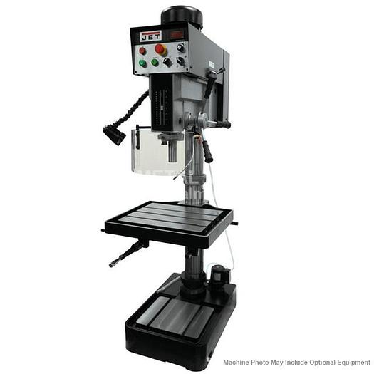 JET JDP-20EVST-230 EVS Drill Press with Tapping 354225