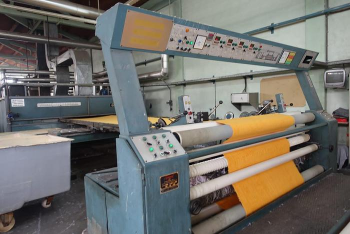 Used STENTER FONTANET  1987  2200 MM