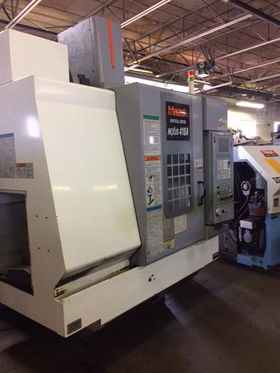 Used 2003 MAZAK Nexus 410A CNC Vertical Machining Center