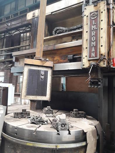 Vertical turning lathe SC22 CNC