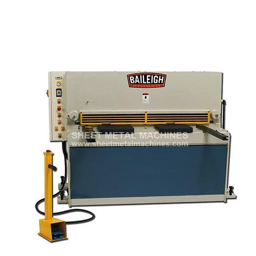 BAILEIGH Hydraulic Sheet Metal Shear SH-5210-HD