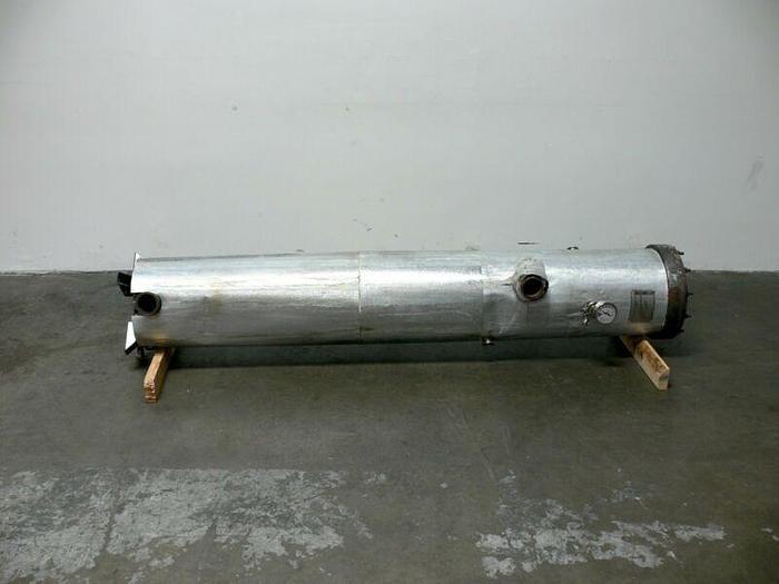 Used Paul Mueller 250 Liter Stainless Steel Vessel 125 PSI