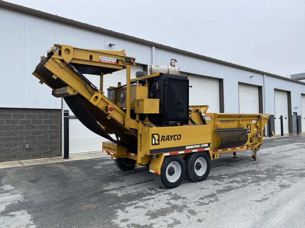 Used RAYCO RH1754 GRINDER