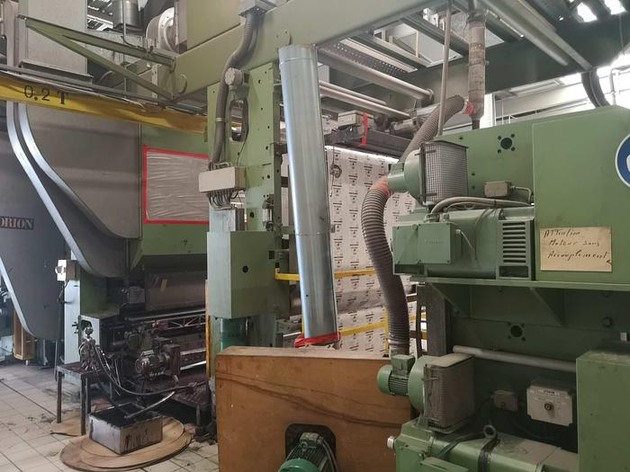 MAF ORION 7 COL STACK FLEXO – year 1992