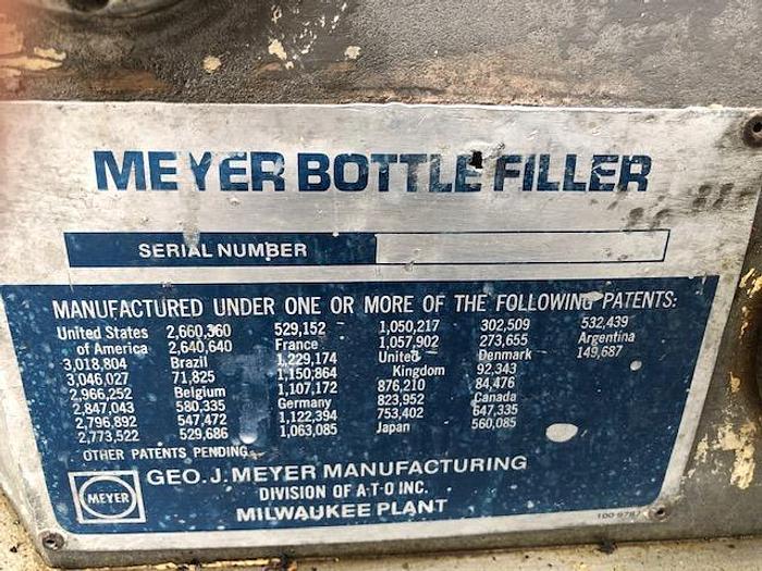 Meyer 24/8 Bottle Filler/Crowner