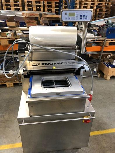Used Multivac T250 compact traysealer