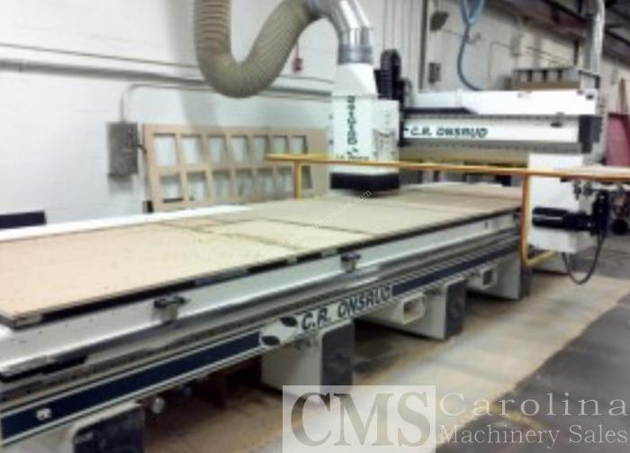 Used 2008 CR ONSRUD 241G18D CNC ROUTER