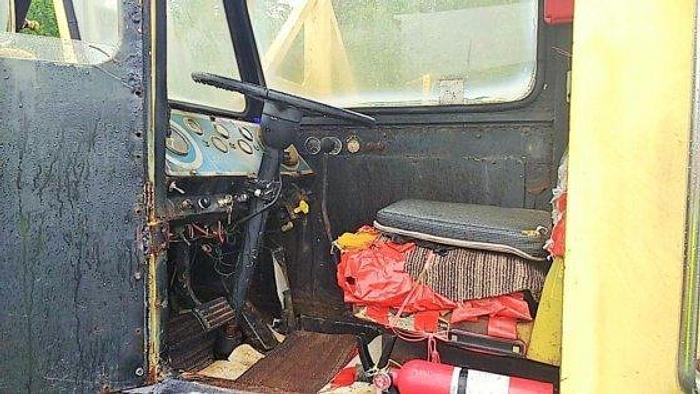 1973 GROVE TM550