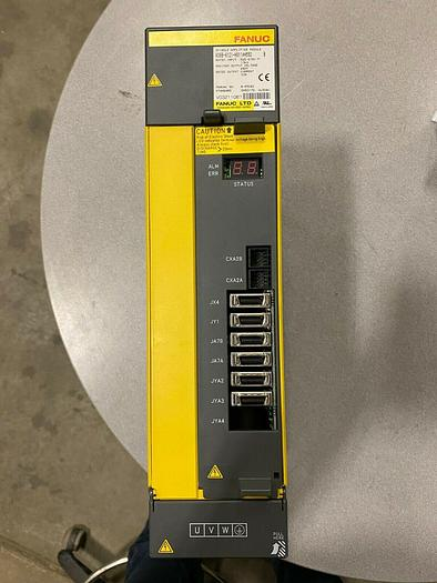 Used FANUC SPINDLE AMPLIFIER MODULE A06B-6121-H011#H550