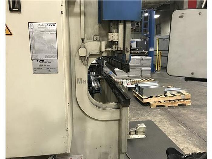 1997 65 Ton LVD PPEB-EQ 65/07 CNC Press Brake