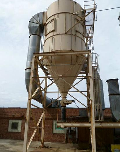 Used Dust Collector Pneumafil Model 135