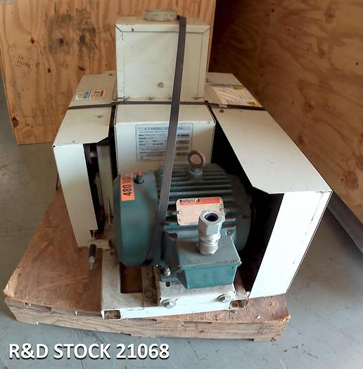 "Used Ferrell Ross 10""x10"" Roller Mill 1HI"