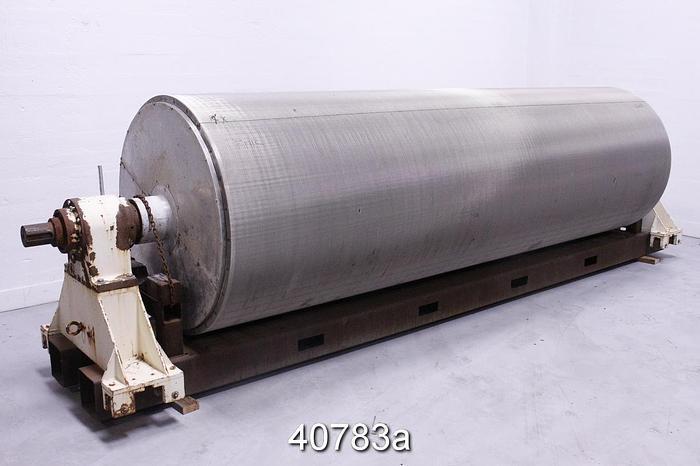 "Used HOOPER THINCKENER ROLL 48"" X 150"""