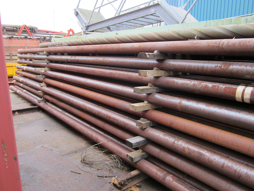 Drilling equipment in General