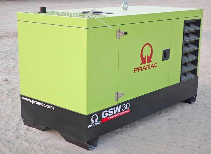 2015 Pramac GSW 30 Y