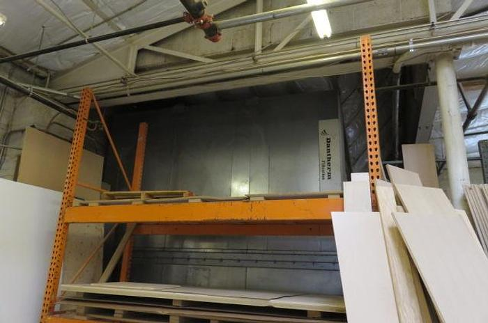 Used Dantherm  NFB 3A