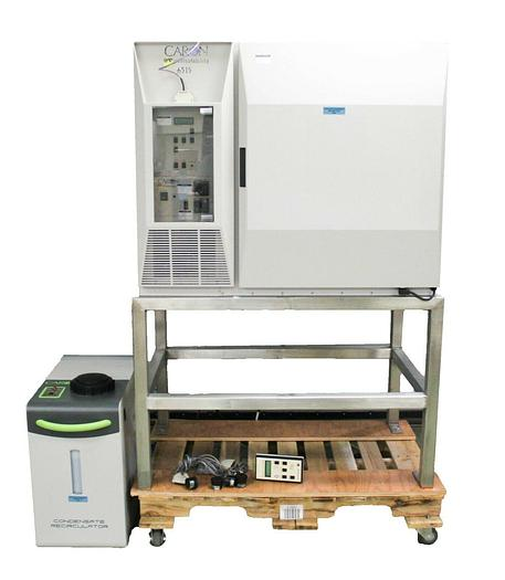 Used Caron 6515 Photostability Chamber w/ Recirculator & IL1400A Radiometer (6284) R
