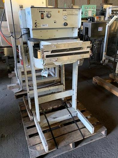 Used PacPackaging Aids Corporation Impulse Sealer