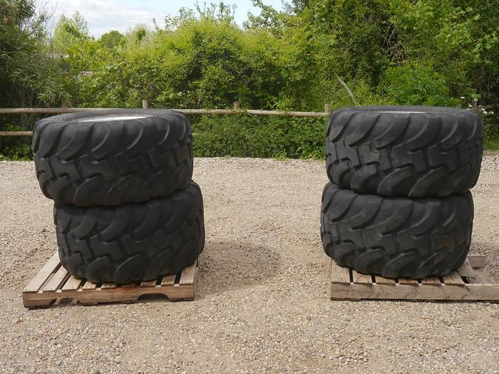 Alliance Flotation Crop Wheels and Tyres