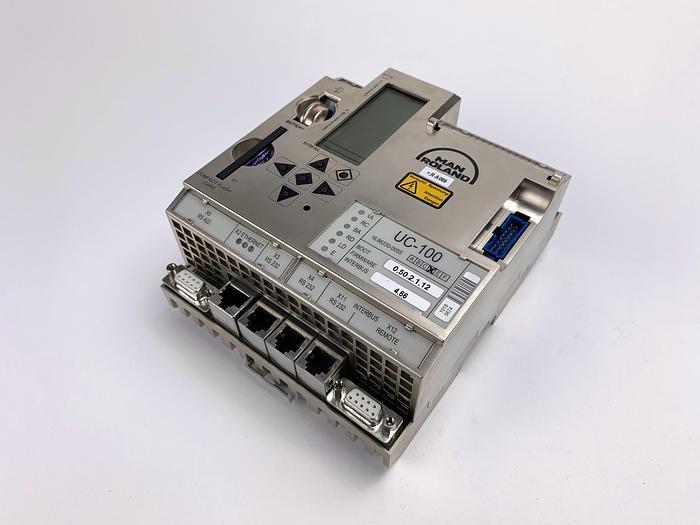 Used MANROLAND UC-100 Unit Controller