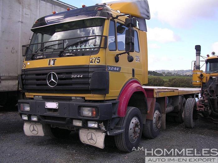 Used Mercedes 3244 8x4 (rhd)