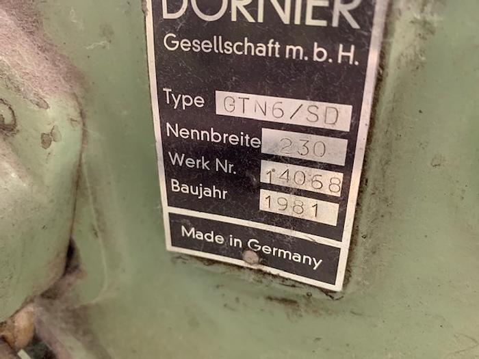 1981 Dornier GTN6/SD