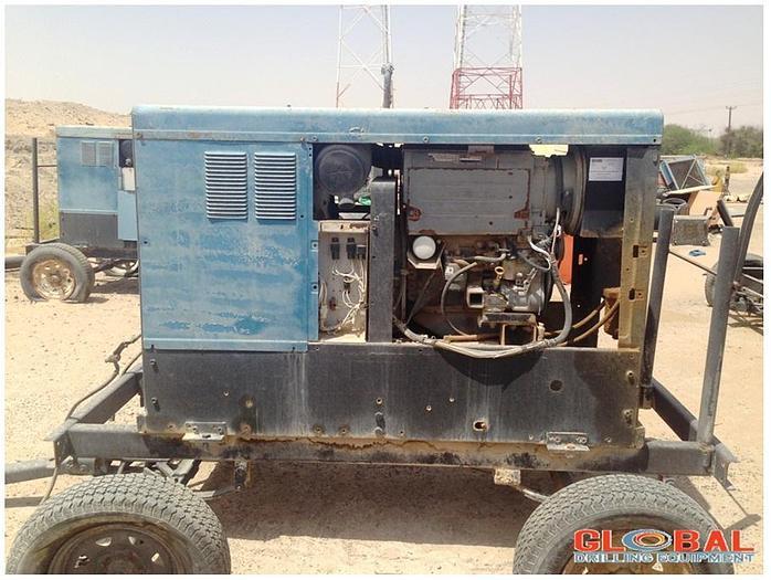 Used Item 0824 : Miller Big Blue 452D Welding Machine