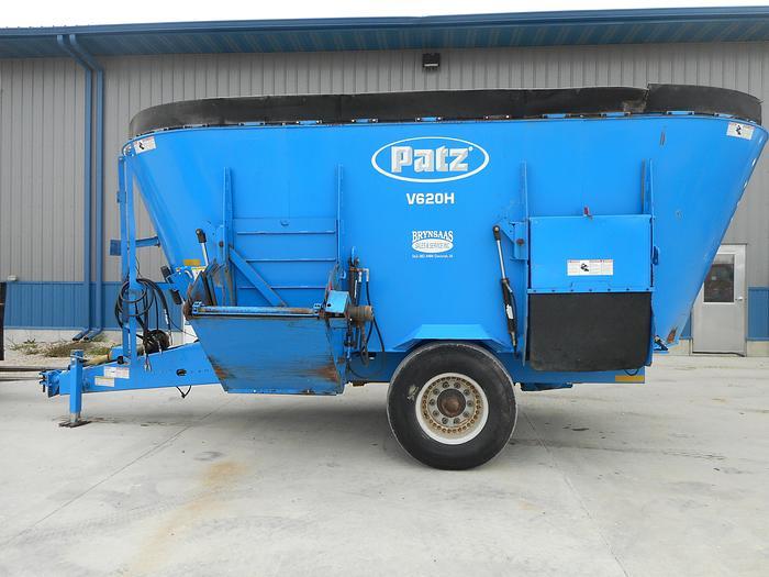 Used 2012 PATZ 620H