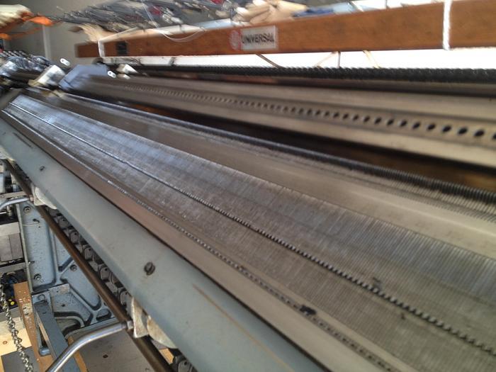Gebraucht Flachstrickmaschine  UNIVERSAL MCU - E12/183 cm