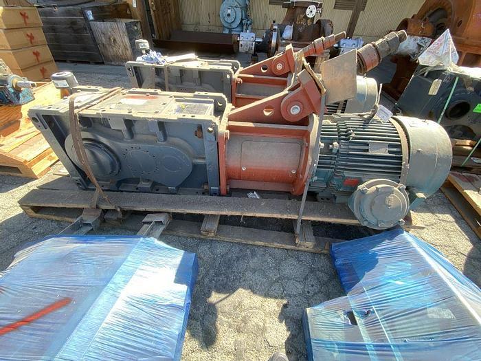 Refurbished Falk/ Mclanahan Hand Conveyor Drive Assembly for Feeder Breaker