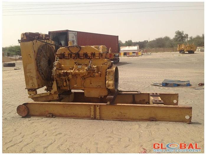 Used Item 0720 : Caterpillar 3406 Diesel Engine