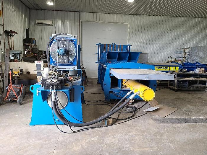 Used HV10 EXCEL Reconditioned Horizontal Baler