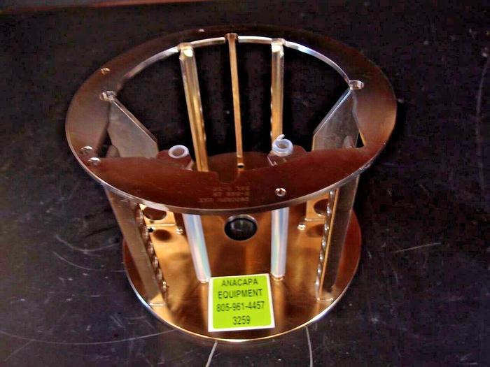 Used Semitool SRD Rotor 2800 RPM Stainless Steel for Entegris A194-50MB-0215 (3259)