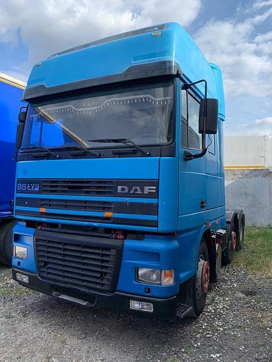 Used 1999 DAF 95 XF 430 6X2,  EURO 2,  MANUAL
