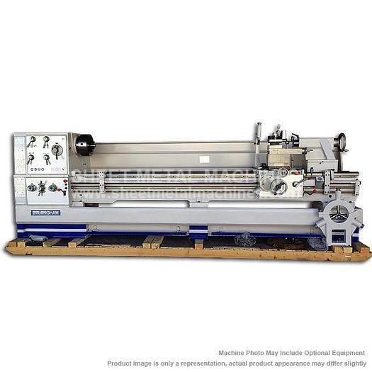 "BIRMINGHAM Precision Gap Bed Lathe YCL-26120 26"" x 120"""