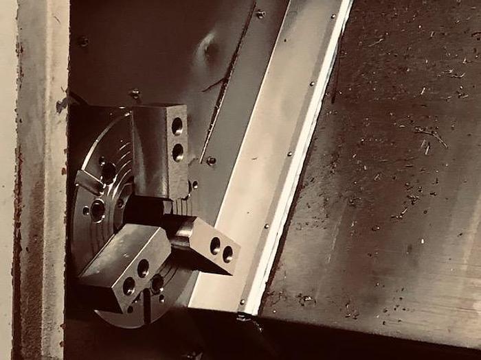 2006 Leadwell T-8 CNC Lathe
