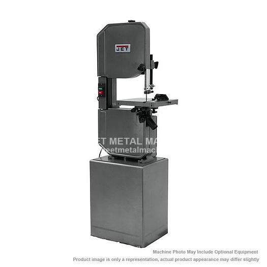 JET J-8201VS Metal/Wood Vertical Variable Speed Bandsaw 414502
