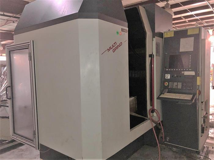 Used 2002 Haas Schleifmaschinen MultiGrind HT