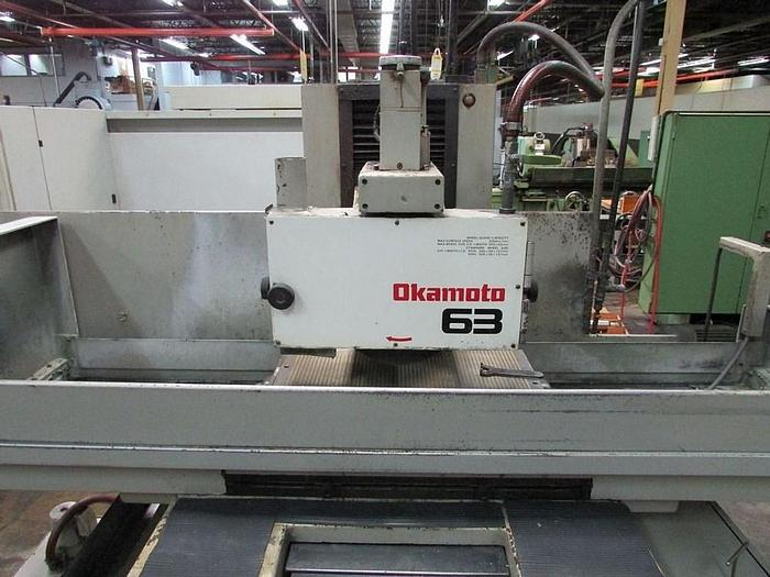 Okamoto ACC-124DX Surface Grinding Machine