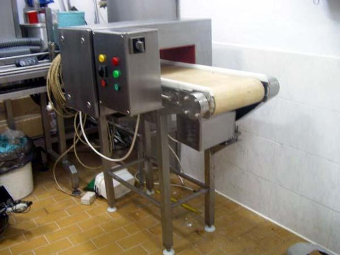 Używane Detektor metalu – aluminium, stal węglowa, stal nierdzewna, miedź, stale inne