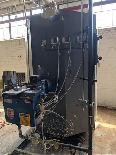 50 HP Lattner 150 PSI Boiler