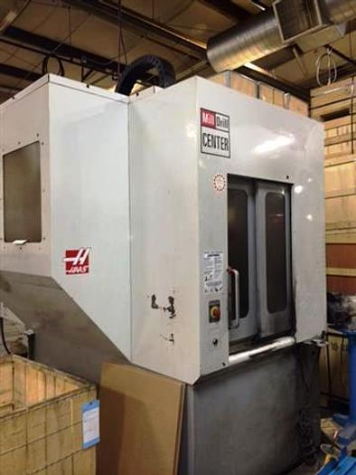 Used 2003 HAAS MDC-1 CNC Drilling & Tapping 2003