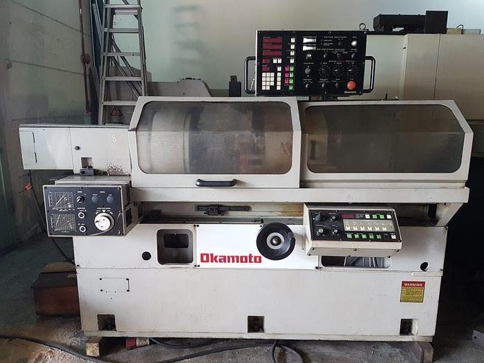 Used Used OKAMOTO IGM-2M Internal Grinding Machine