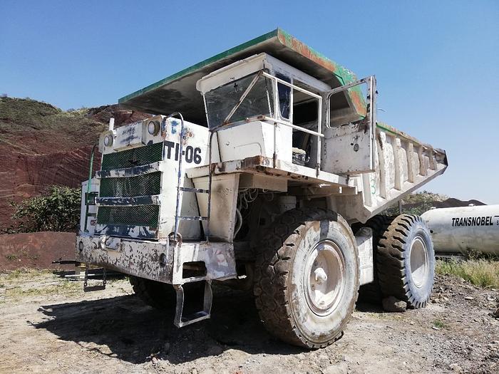 2000 Camion Fuera De Carretera Yucle